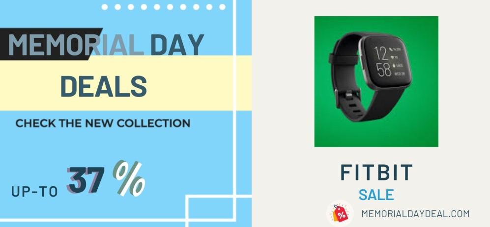 Fitbit Memorial Day Sale, Fitbit Memorial Day Deals, Best Fitbit Memorial Day Sale